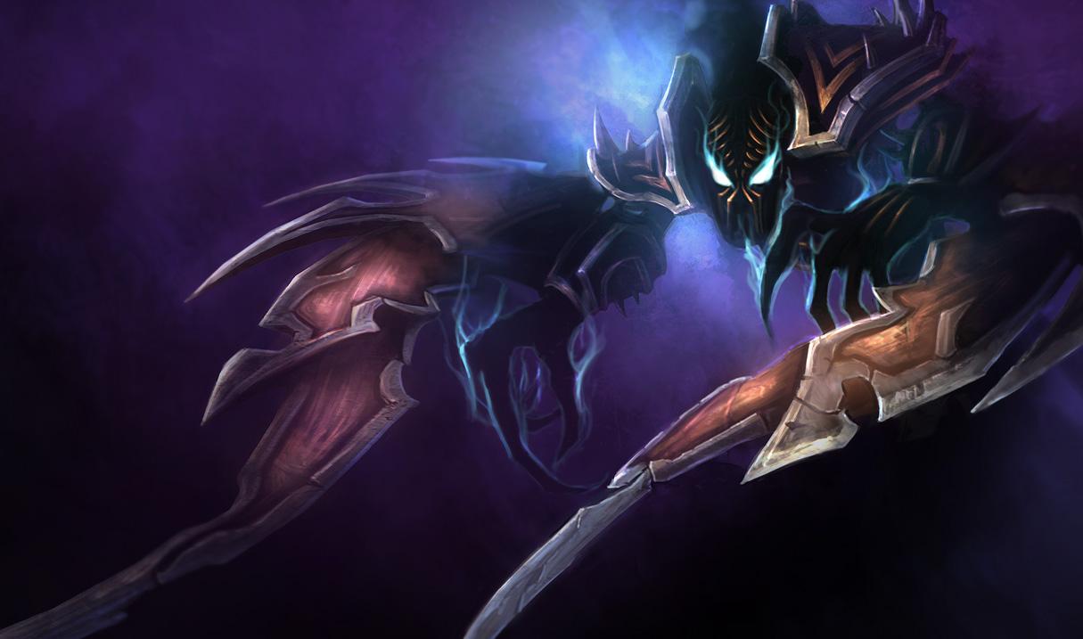 League of Legends Nocturne Build Nocturne_splash_0