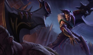 Draven, the Glorious Executioner