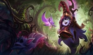 Lulu, the Fae Sorceress